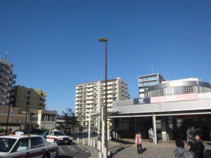つくばエクスプレス線・JR武蔵野線「南流山」駅