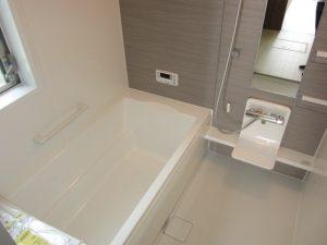 1坪タイプ浴室