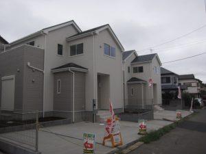 新築分譲住宅 全2棟