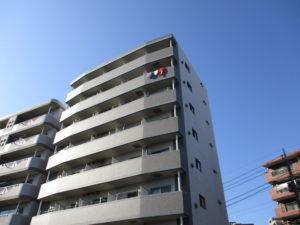 マンション建物外観