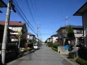 野田市みずきの街並2