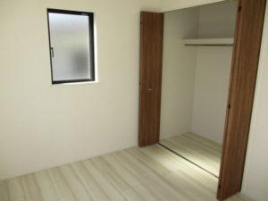 洋室の収納例
