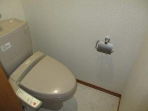 出来野トイレ