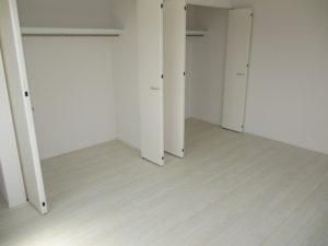 洋室収納の例