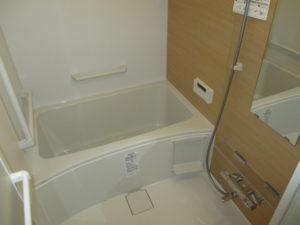 綾瀬マンション浴室